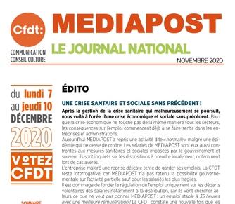 Journal national – Novembre2020