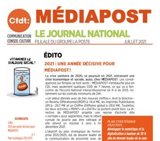 Journal national – Juillet2021
